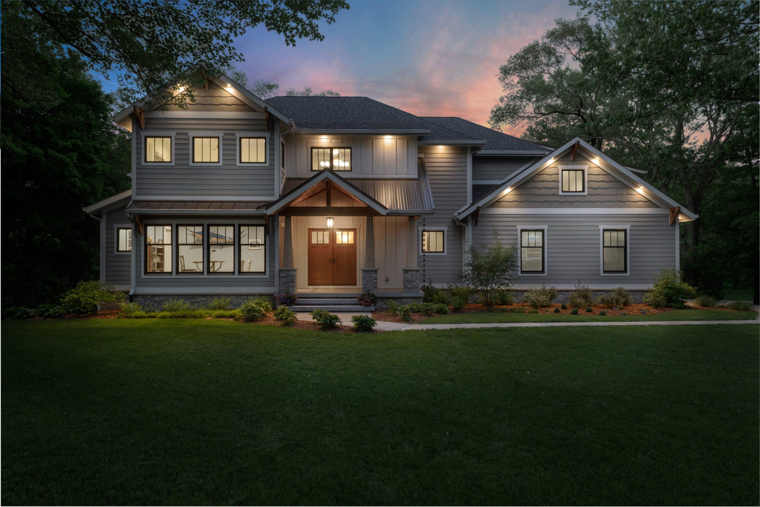 Beatiful Michigan Homes