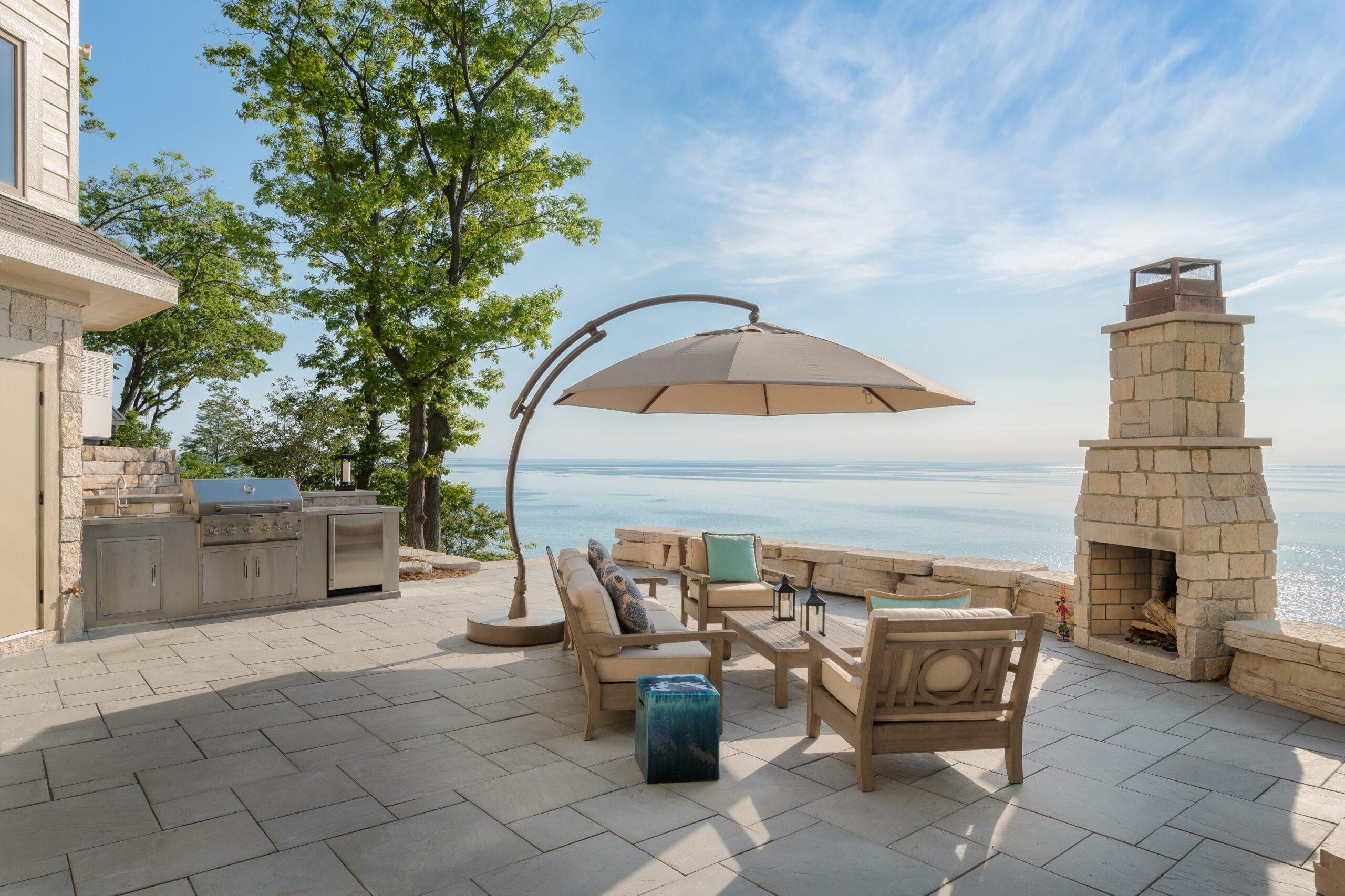 Custom Home Projects on Lake Michigan